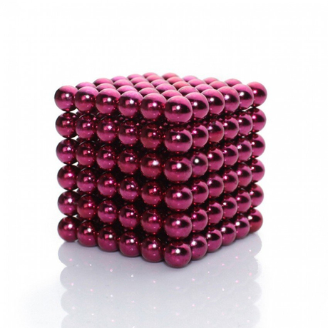 New 8mm diameter ball Gold Buckyball