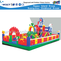 Outdoor Cartoon Design Toddler Inflatable Bouncing Castle (M11-06206)