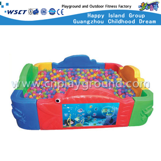 Cartoon Children Play Square Ball Pool Equipment (M11-10605)