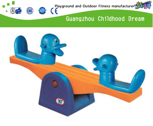 Toddler Cartoon Duckling Seesaw Playgrounds (M11-11402)