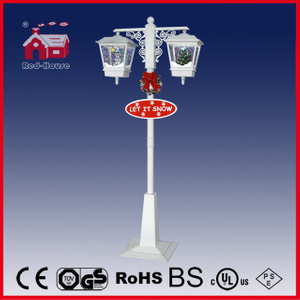 (LV188-3S1S-WW) LED Light Shopping Mall Holiday Decoration Colorful Light Christmas Lamp