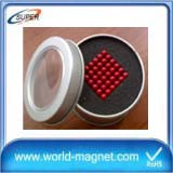 Ball Neodymium NdFeB PermanentMagnet to Customer Specification
