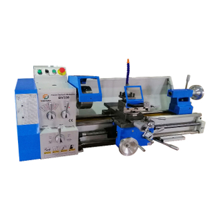 BV330 Gear Head Metal Lathe For Metal Working