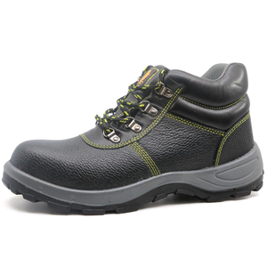 Classic deltaplus sole steel toe cap industrial safety shoes work