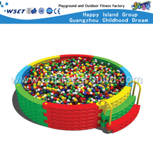 M11-10603 Indoor Round Ocean Ball Pit Kids Play Equipment