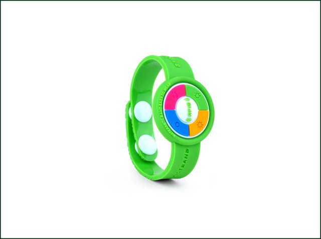Waterproof Soft PVC Wristband