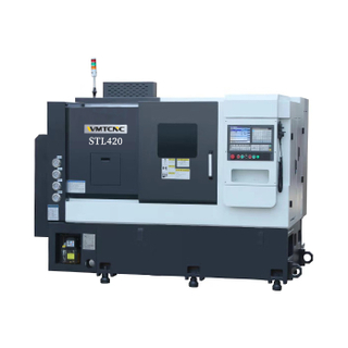 STL420 CNC Slant Turning Lathe From China
