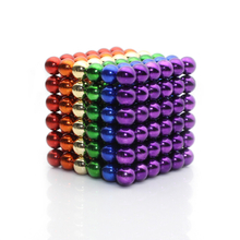 High Quality 9mm magnet ball/magnetic buckyballs