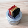 Nickel magnetic Ball Round Shaped Magnets D5mm For Hot Sale