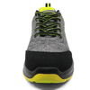 China non slip metal free composite toe cap work shoes for men