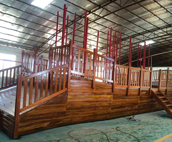 America-wooden-pirate-ship-playground-end-side
