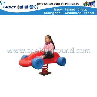 M11-11002 Outdoor Car Model Kids Spring Rocking Ride Playgrouds