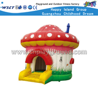 Outdoor Middle Mushroom Inflatable Bouncy Castle Playground (HD-9809)