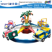 High Quality Children 10 Seats Car Model Swing Carousel Ride (HD-11102)
