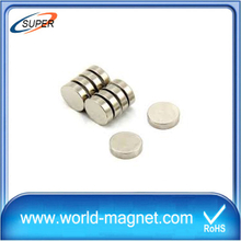 Neodymium Disc Magnet N35 Manufacture In China