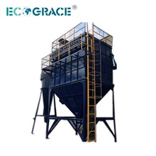 Industrial Bag Filter Dust Collector / Baghouse Dust Extraction System