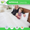 Breathable Terry Cotton Waterproof Mattress Protector Queen Size (+12 Inch) Pocket Depth
