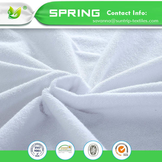 Terry Towel Waterproof Mattress Protector Fitted Sheet Bed Cover Extra Deep