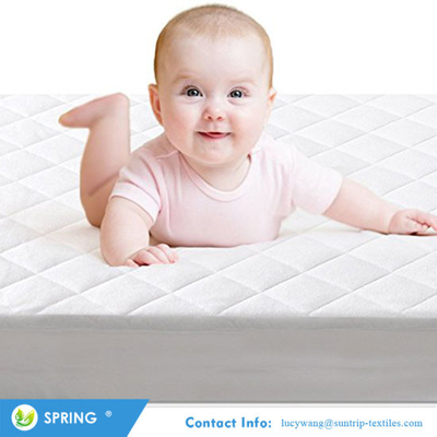Fits All Baby Portable Cribs Pack N Play Quilted Mattress Protector
