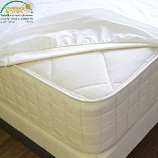 100% Waterproof Hypoallergenic Breathable Cover Protection From Dust Mites Allergy Covers Waterproof Mattress Protector