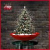 (18030U075-RW) Christmas Tree 75cm Christmas Gifs with Music and Snow