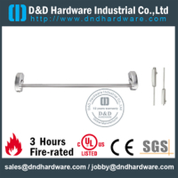 Stainless Steel Panic Exit Device Cross Bar for Double Door -DDPD022