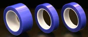 MYL2535BR - Dark blue polyester tape