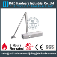 Automatic Hydraulic Heavy Duty Door Closer for Entry Door-DDDC010