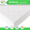 Waterproof Crib Mattress Cover- Quilted Ultra Soft White Bamboo Terry Mattress Protector