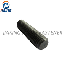 ASTM A193 B7 B8 B8M B16 B7M Gr8.8 Black Stud Bolt Threaded Rod