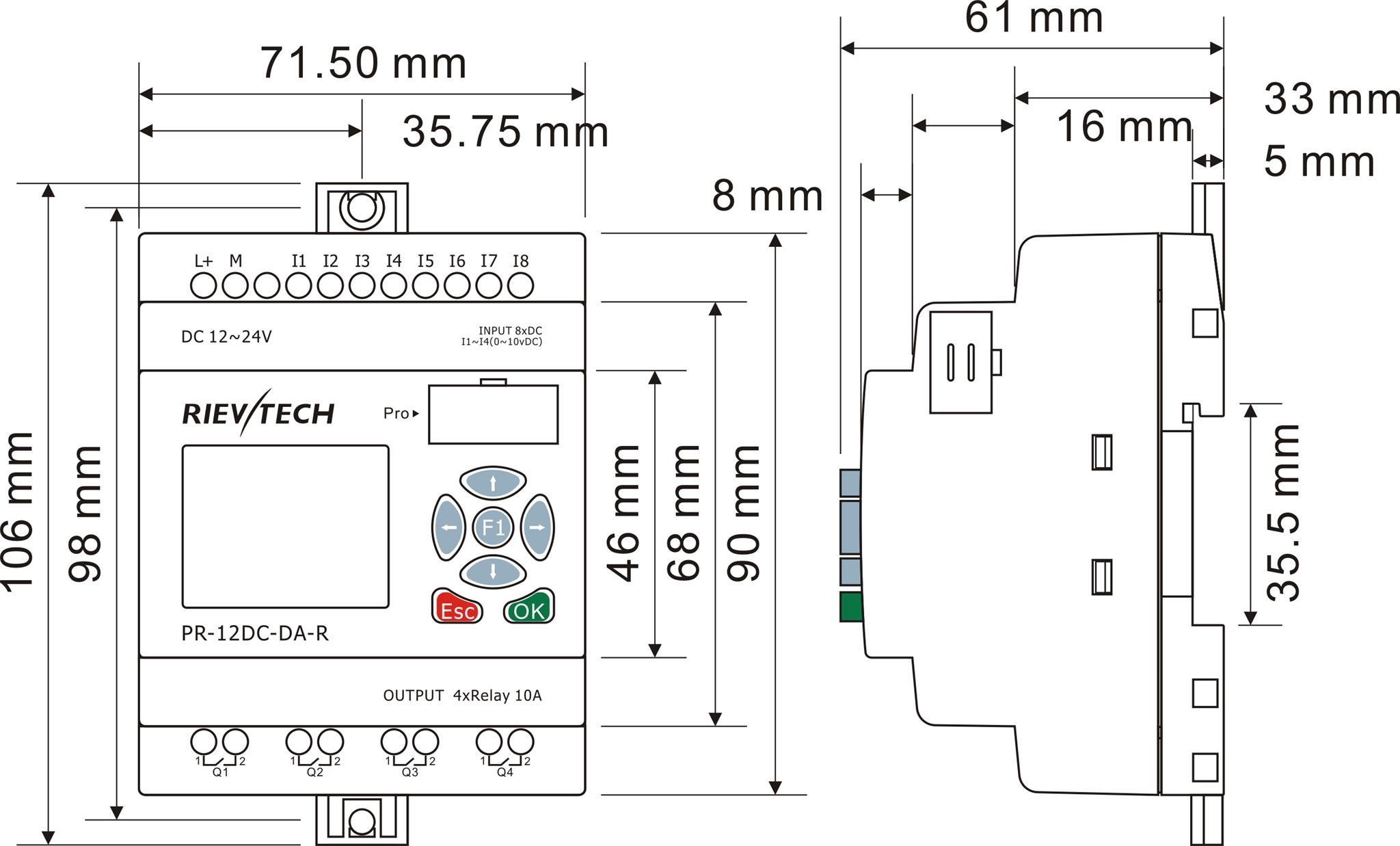 Opacmare Perelle Wiring Diagram Page 5 And Schematics Plc Diagrams Williamson Oil Furnace Source Pr 12dc Da R Micro Siemens Logo Intelligent Controller