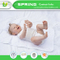 100% Cotton Waterproof Diaper Changing Padding Portable Changing Pad