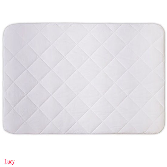 Hot Selling Amazon Waterproof Crib Mattress Pad Cover
