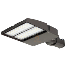 100W IP65 Outdoor 150lm/W LED Shoebox Parking Lot Garden Street Light