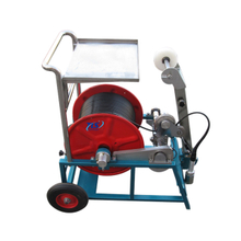 Trolley Winch for Borehole Inspection Camera System