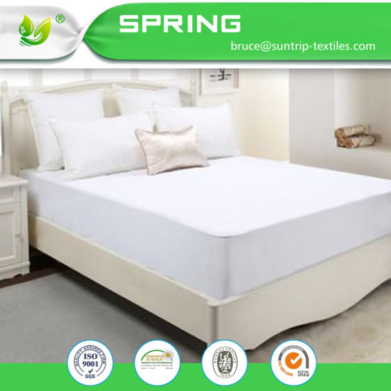 Terry Towel Waterproof Mattress Protector Sizes: Single, Double King, Super King