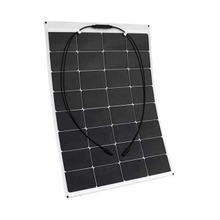 Lucis A 100W 12v Panel Solar Flexible Marina