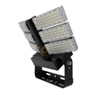 Deformable Adjustable 160lm/W Outdoor Square Sport Court 600W LED High Mast Flood Lighting