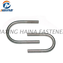 Stainless Steel Ss304 U Bolts for Power Fitting