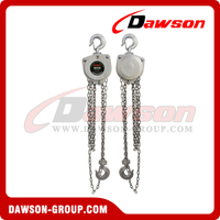 Totally Enclosed Stainless Steel Chain Block / Chain Hoist