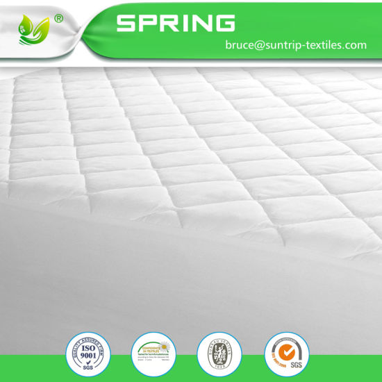 Premium Full Size Waterproof Mattress Protector - Super Soft Quiet Cover