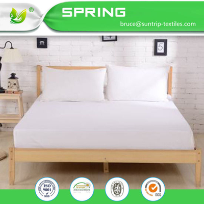 Waterproof Mattress Protector Hypoallergenic Mattress Pad Cover Cotton Twin Size