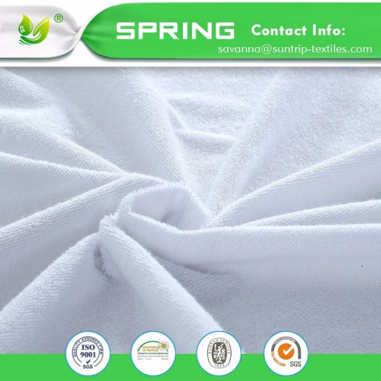 Breathable Mattress Protector Queen Zippered Encasement Waterproof