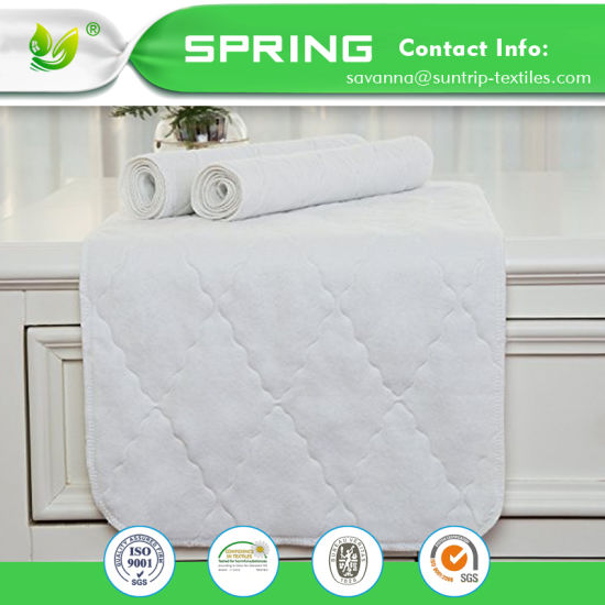 Baby & Toddler Waterproof Mattress Bed Protector Baby Changing Pad