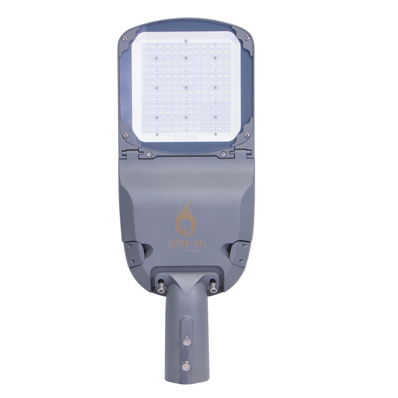 80W Adjustable Angle IP66 Outdoor LED Garden Parking Lot Street Light