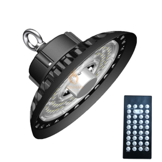 Microware Motion Sensor UFO 150W Industrial Highbay Led Lamp