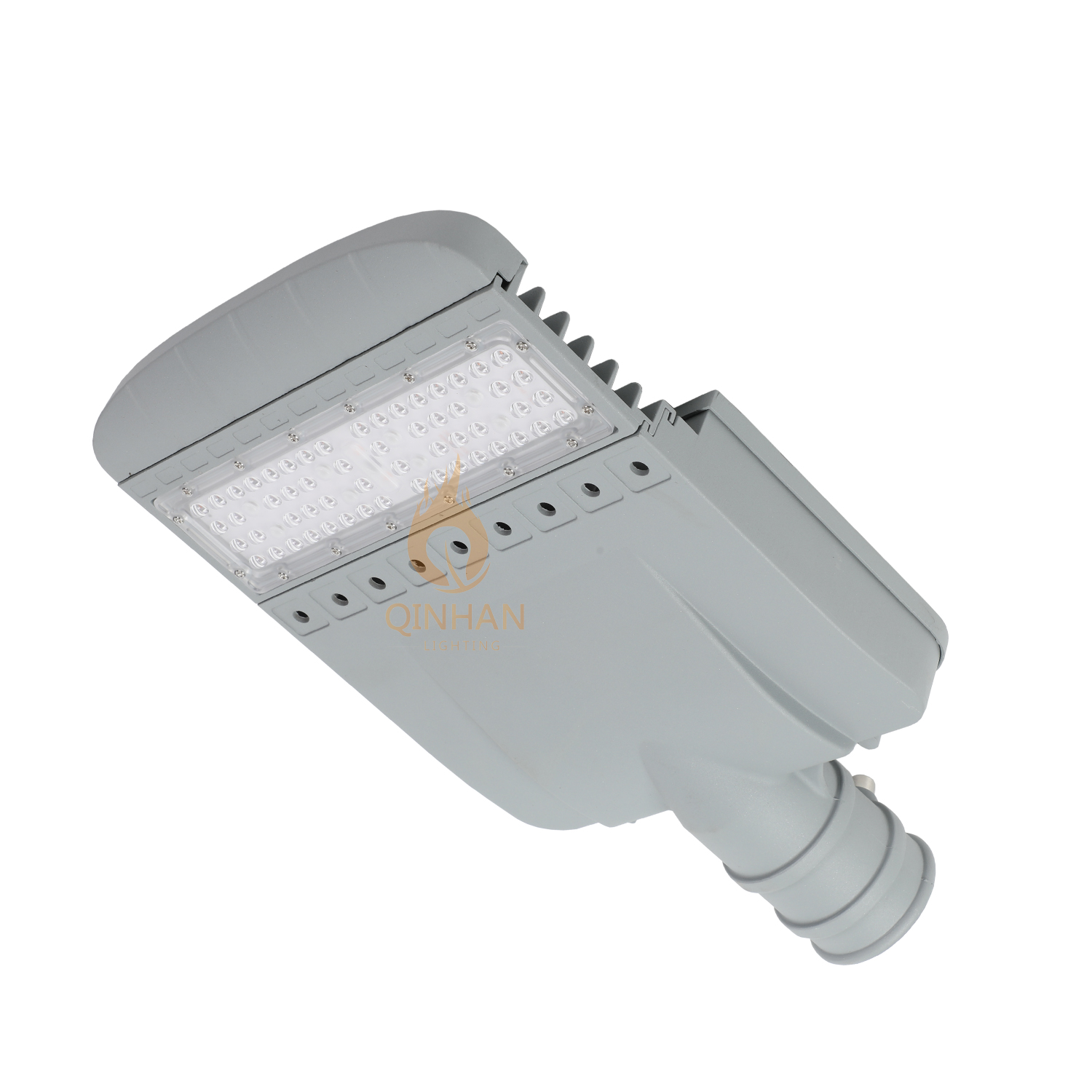 Waterproof IP65 50W Intelligent LED Street Road Lamp with Photocell