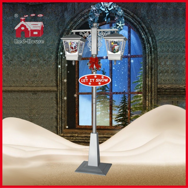(LV188EG-SS) Street Christmas LED Light Commercial Christmas Decoration with Music