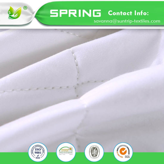 Premium Queen Mattress Protector, 100% Waterproof Hypoallergenic Mattress Cover