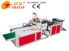 GBRF-400*2 Full Automatic Pouching Double Lines Heat Sealing & Cutting Bag Maker